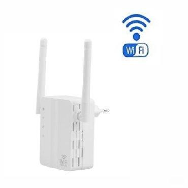 WiFi repetitor, wifi ruter, pojačivač signala, model 3Model: 3-