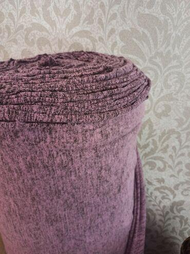 акриловые краски для ткани в Кыргызстан: Продам 1 рулон ткани трикотаж ангора с начёсом. 70метров. В связи