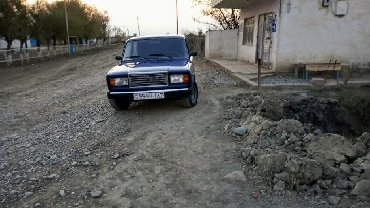 volkswagen touareg 2007 в Азербайджан: ВАЗ (ЛАДА) 2107 2007