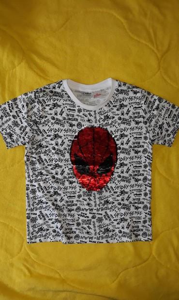 Majica za decaka, velicina 6 do 7 godina - Valjevo