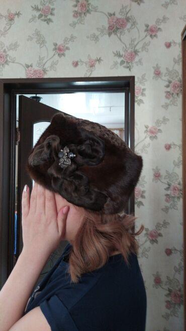 Женская одежда - Бишкек: Шапка норка и каракуль. Производство г. Санкт-Петербург, меховой салон