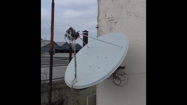 Bakı şəhərində Peyk antena krosna satışı quraşdırılması temiri