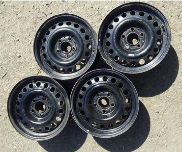 железные диски на 15 в Кыргызстан: Диски железные в отличном сосстоянии. 4000 сом r 15