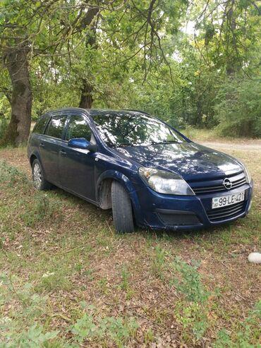 Opel Astra 1.7 l. 2005   488000 km