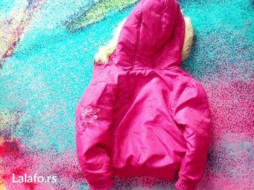 Jaknica za devojcice velicina 92. (kao nova) - Sid - slika 3