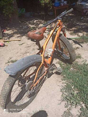 Спорт и хобби - Александровка: Продаю велосипед, цена договорная. Велосипед находиться в городе