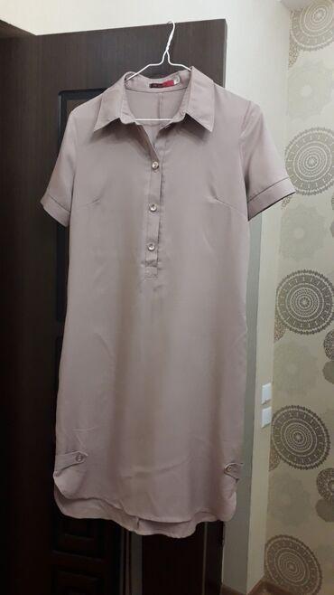 отдам даром в Кыргызстан: Платье летнее 44-46 размер отдам за шоколадку