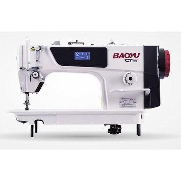 Baoyu GT 180, прямая строчка, оверлок, пятинитка, четырех нитка оптом