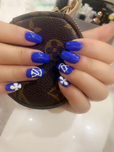 Мода, красота и здоровье в Токмак: Маникюр+гель лак 300сУкрепление ногтевой пластины 400с Наращивание