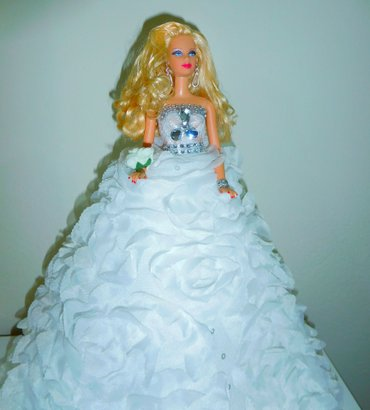 Barbie romantic princess 2018 συλλεκτικη' χειροποίητη 43cm υψος! το σε Αθήνα