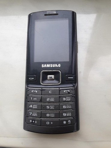 Samsung d780 - Azərbaycan: İşlənmiş Samsung D780 qara