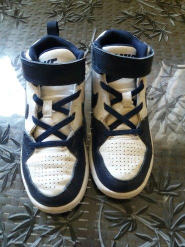 Dečije Cipele i Čizme - Svilajnac: Patike nike broj 29,5 nove, obuvene par puta kao nove