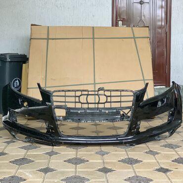 audi a8 28 at в Кыргызстан: Бампер передний  Audi Q7 Дорестайлинг