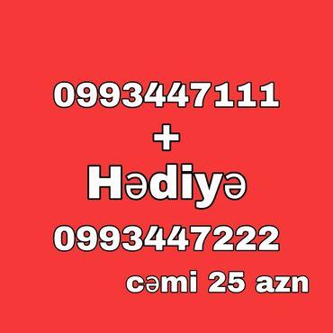 Bakcell Nomreler Resmi Qaydada Ada Qeydiyyat Olunur 055 ve 099