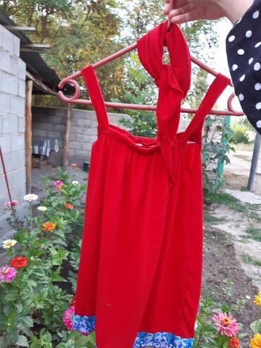 Платье матрёшки