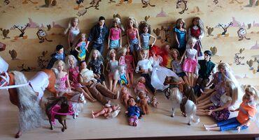 Продаю оригинал Барби от Matel есть коллекционные и винтажные, всего