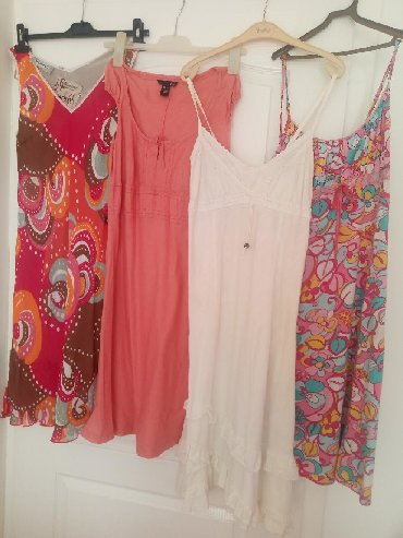 Cetiri-majice - Srbija: Cetiri jako lepe lagane haljinice za leto