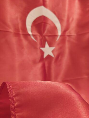 41 elan   BAYRAQLAR: Türkiyə bayrağı 75*150 sm çatdırılma pulsuzdur
