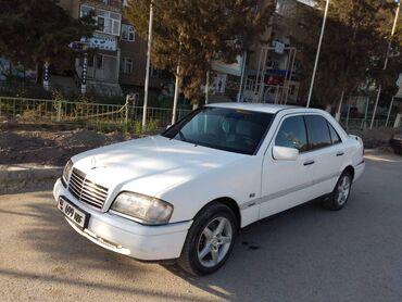 Mercedes-Benz в Баткен: Mercedes-Benz C 200 1.8 л. 1995