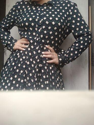 Личные вещи - Новкхани: Платье Деловое Zara S