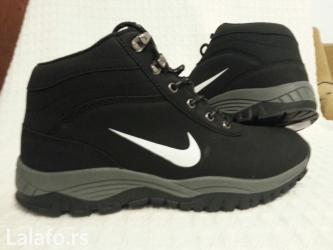 Nike muske cipele odlicnog kvaliteta! Cipele su dostupno u brojevima - Nis