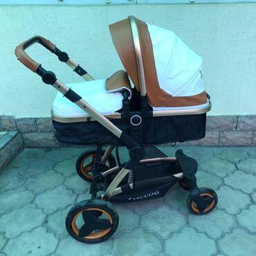 Срочно продаю коляску в отличном состоянии. Belecoo 3в1 коляска + авто