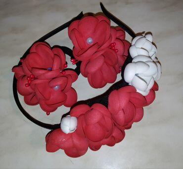Личные вещи - Нарын: Ободки и резиночки,заколки ручной работы из Фоамирана,для маленьких