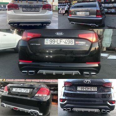 star 2 - Azərbaycan: Avtomobil diffuzerləriMercedes, Bmw, Nissan, Hyundai, Kia, Toyota