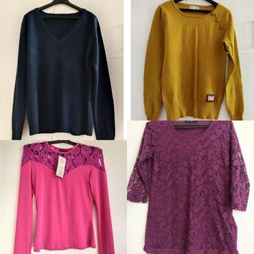 размера л в Кыргызстан: Женские блузки по выгодным ценам!В отличном состоянии!Размер