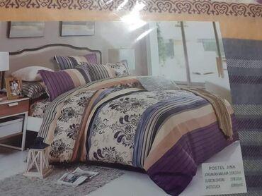 Bebi posteljina - Srbija: Posteljina za bracni krevet sadrzi carsaf jorgansku navlaku 200*220 i