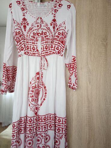 Платья в Токмак: Продаю платье турецкое одевала один раз