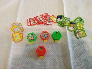 Kinder suprise kinder igračke Cena za sve sa slika 250 din