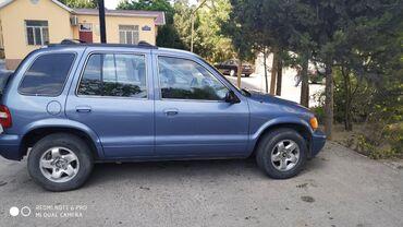 Kia Azərbaycanda: Kia Sportage 2 l. 2002   147500 km
