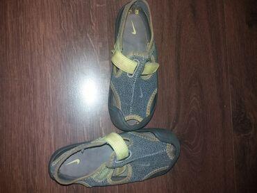 Dečije Cipele i Čizme - Sremska Kamenica: Nike sandale br.27,unutrašnje gazište 17cm.Cena 1000 din