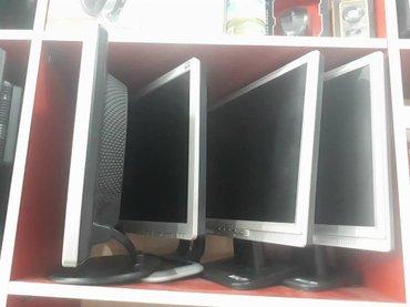 5 eded Acer monitoru 17 duyum vga pover sunurlari var 1 ededi-38 azn - Bakı
