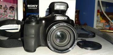 Bakı şəhərində Цифровой фотоаппарат Sony Cyber-shot DSC-H100