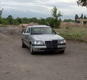 Mercedes-Benz 200 2 л. 1996 | 323809 км