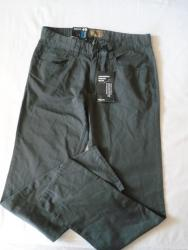 Muške Pantalone | Beograd: Nove sa etiketom, muške pantalone, plaćene 25 evra. Veličina je W32