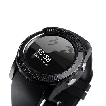 bentley mulsanne 675 v8 в Кыргызстан: Смарт часы V8 Среди новейших моделей смарт-часов выделяются Smart