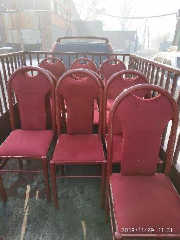 срв бишкек цена в Ак-Джол: Стулья стулья Бишкек