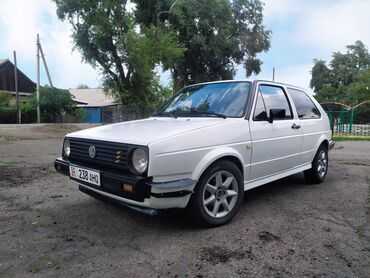 продать машину бишкек в Кыргызстан: Volkswagen Golf 1.8 л. 1987 | 255000 км