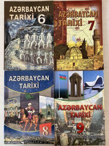 Azərbaycan tarixi 6 7 8 9 ci sinif Yanliz biri 4 azn Ünvan Yasamal (