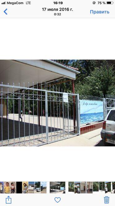 недвижимость в киргизии в Кыргызстан: Гостевой дом иссик куль бостери район золотые пески здание два этажа п