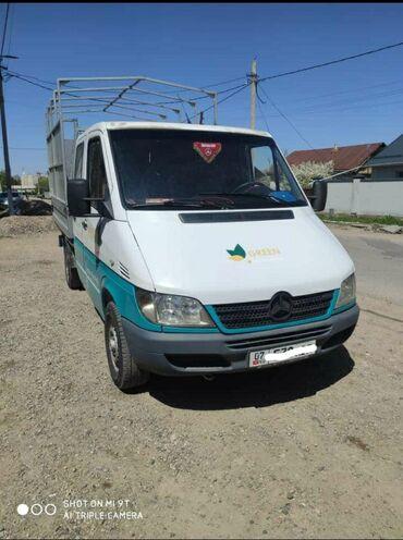 тюнинг mercedes sprinter в Кыргызстан: Продаю Mercedes Benz Sprinter