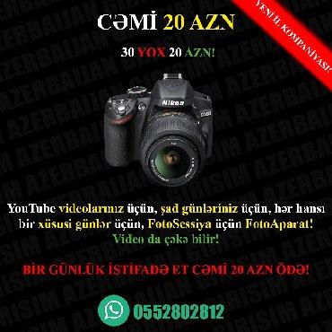 nikon fotoaparat qiymetleri - Azərbaycan: NIKON D3200 GÜNLÜK İCARƏYeni il kompaniyasından yararlanın. Normalda