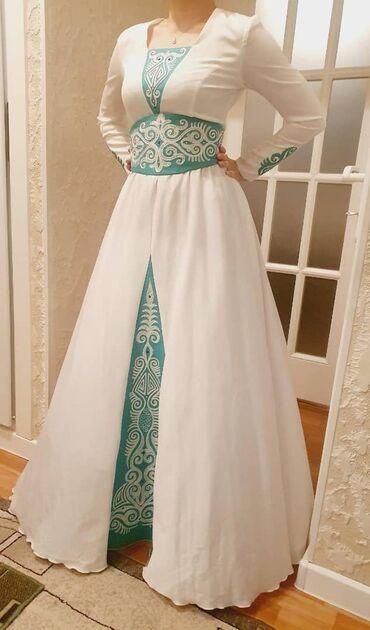 Национальное платье  Продаётся  Возможен прокат  Размер M -L
