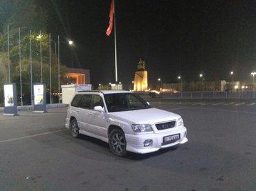 продаю или меняю subaru forester в Бишкек