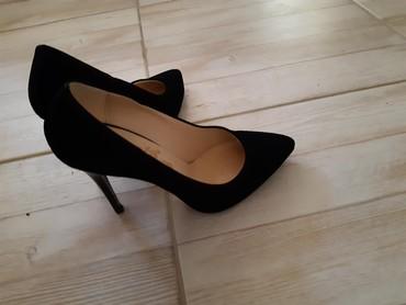 Zenske sandale broj - Srbija: Perla crne salonke, broj 36