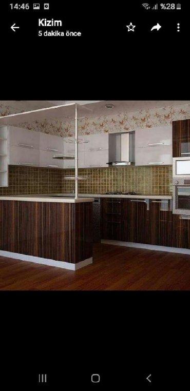 шкаф в зал в Азербайджан: Шикарные кухонные мебели на любой вкус и дизайн.Имеется шанс