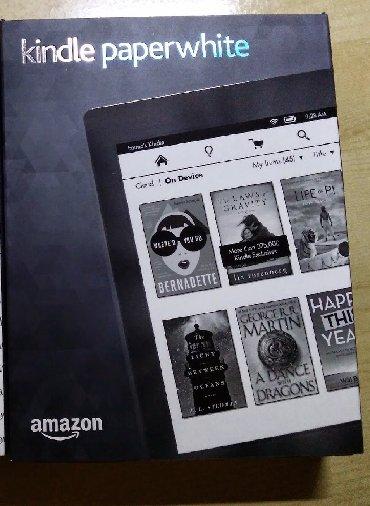 Amazon kindle touch - Кыргызстан: ОписаниеKindle Paperwhite с экраном высокого разрешения 1080x1440 для